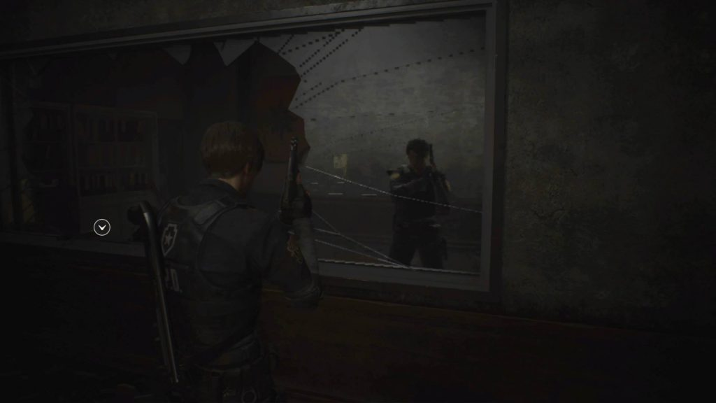Resident Evil 2 Mirror Review