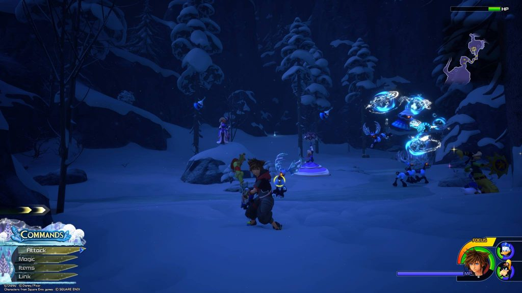 Frozen Kingdom Hearts 3 Review