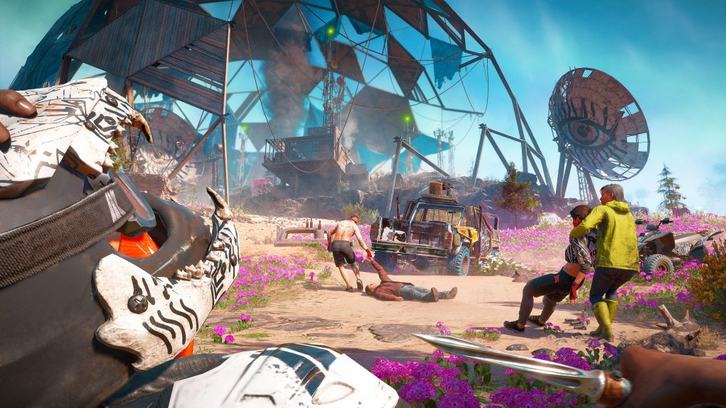 Far Cry New Dawn Preview Vorschau