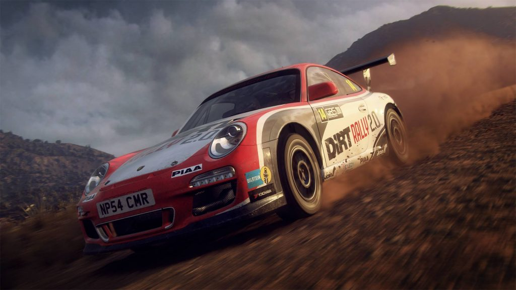 Porsche 911 RGT Rally spec DiRT Rally 2.0