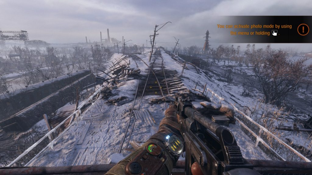 Photo Mode Metro Exodus