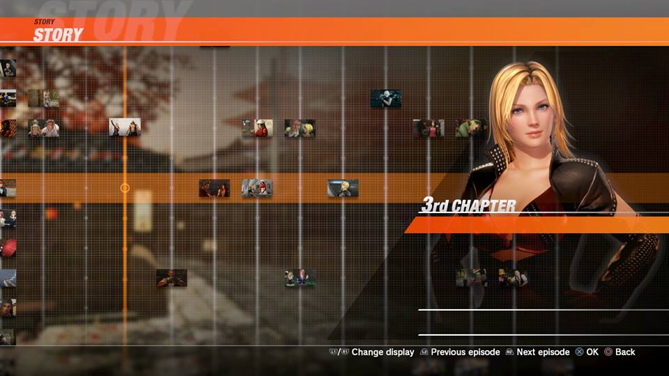 Dead or Alive 6 Story Screenshot