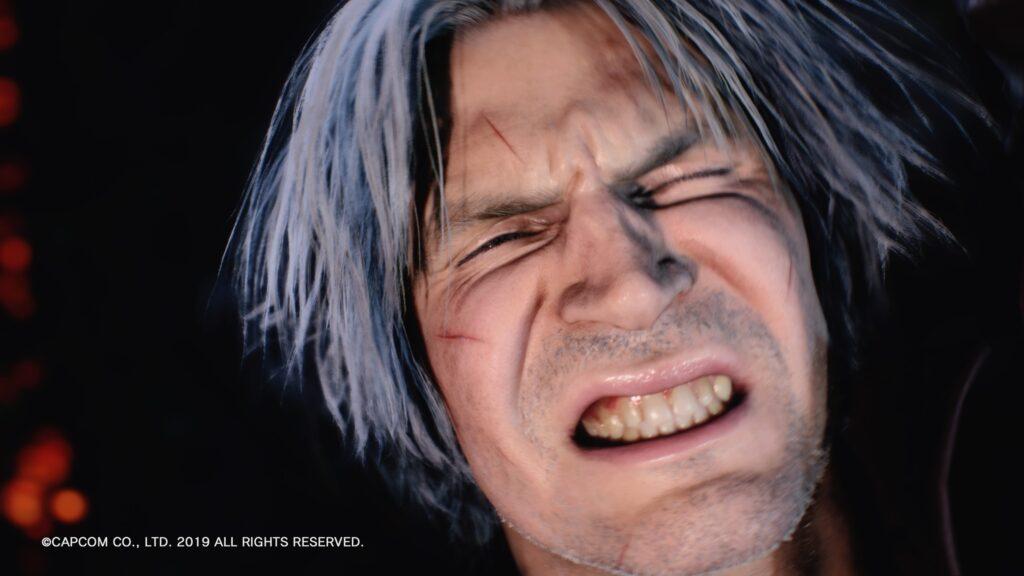 Devil May Cry 5 Dante Screenshot