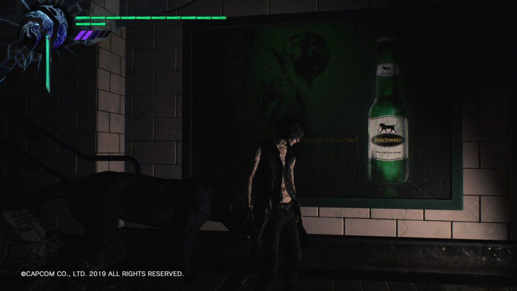 Devil May Cry 5 V Screenshot