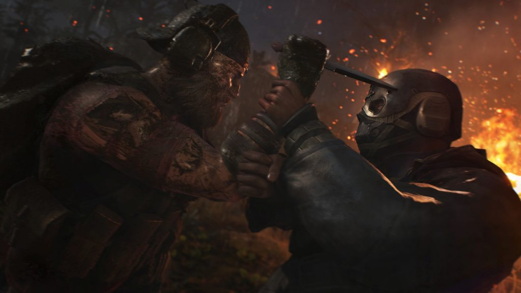 Ghost Recon Breakpoint Wolve Fight