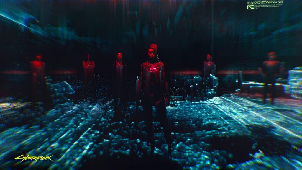 Cyberspace Cyberpunk 2077