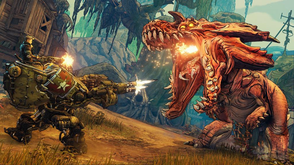 Borderlands 3 Gunner E3 2019 Screenshot.