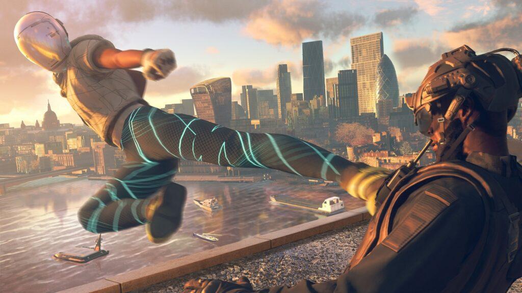 Watch Dogs Legion Kick Screenshot London
