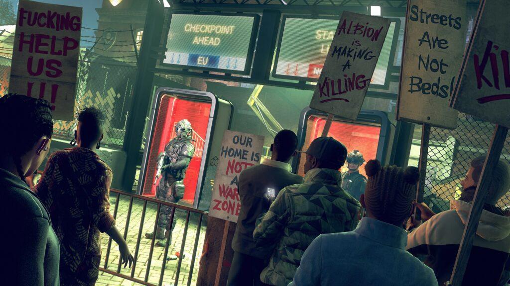 Watch Dogs Legion 4K Screenshot E3 2019