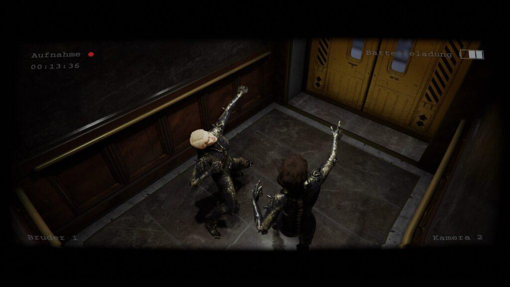 Wolfenstein Youngblood Aufzug Screenshot