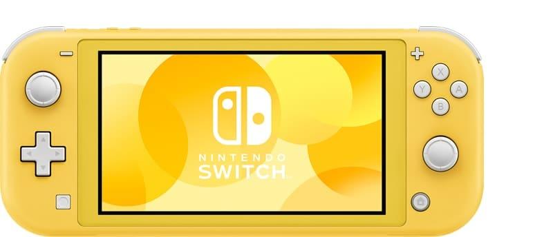 Switch Lite kleine Nintendo Switch