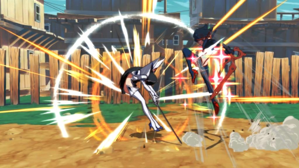 Fighting Game Screenshot Kill la Kill IF