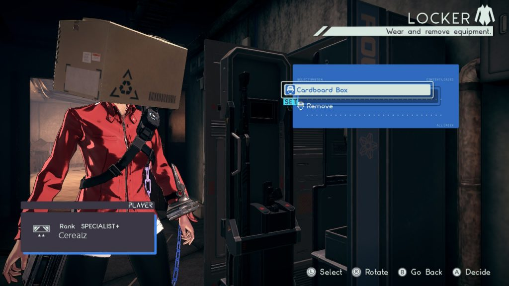 Cardbox Screenshot Astral Chain