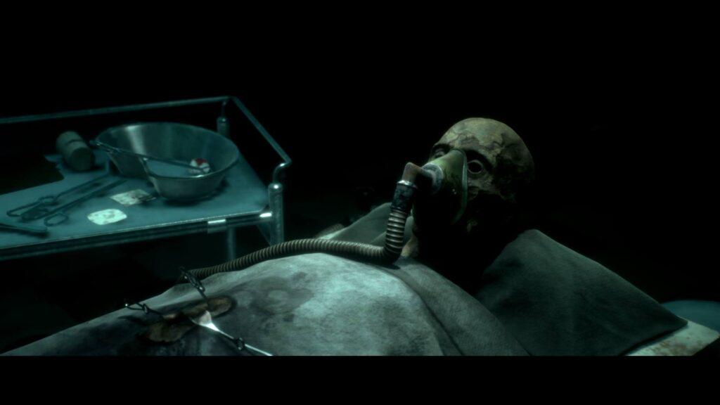 Man of Medan Horror Screenshot
