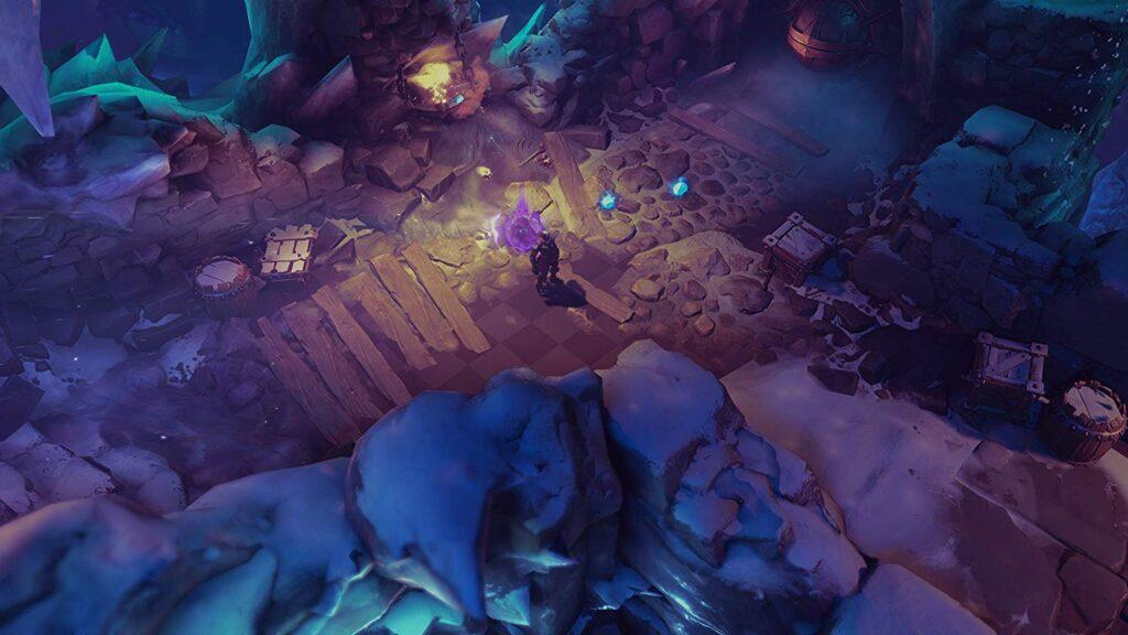 Darksiders Genesis Strife Screenshot