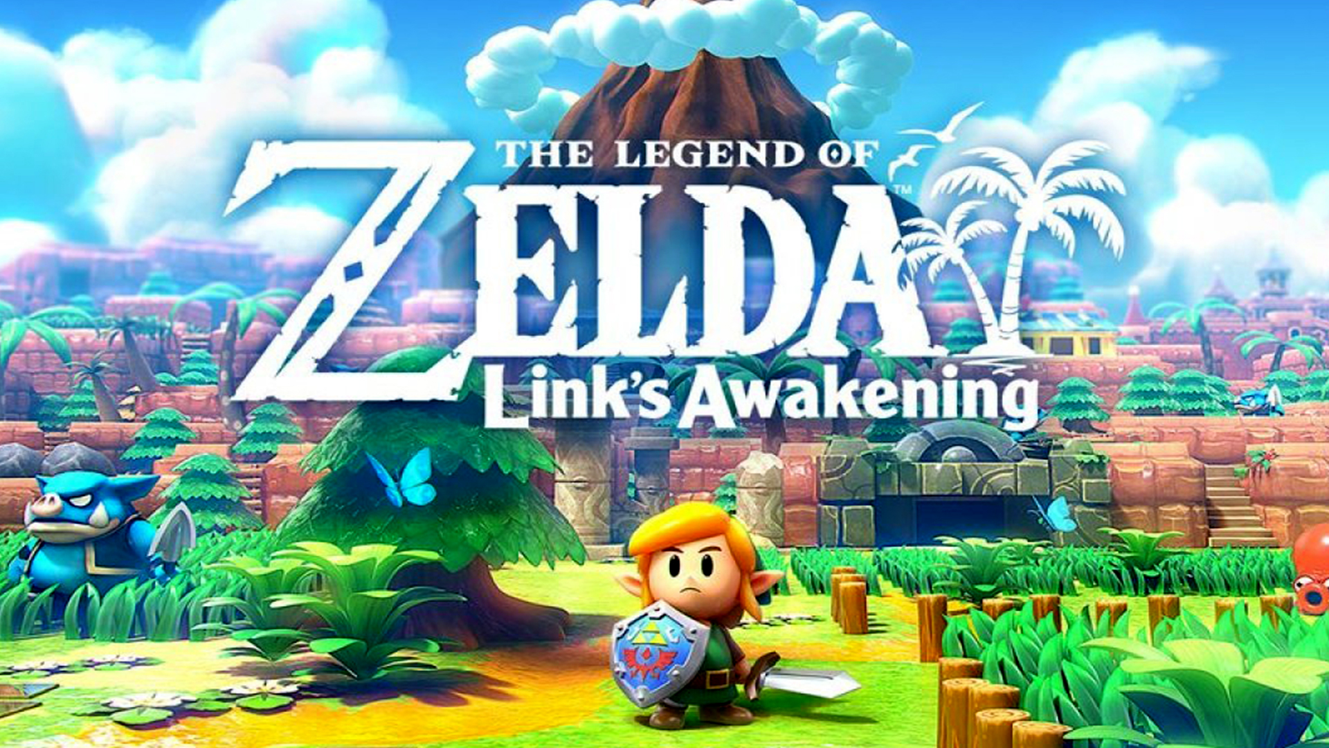 The Legend Of Zelda Link S Awakening Review Eine