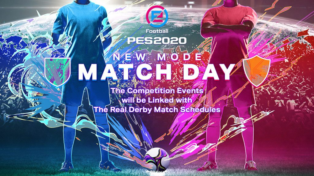 Matchday PES 2020