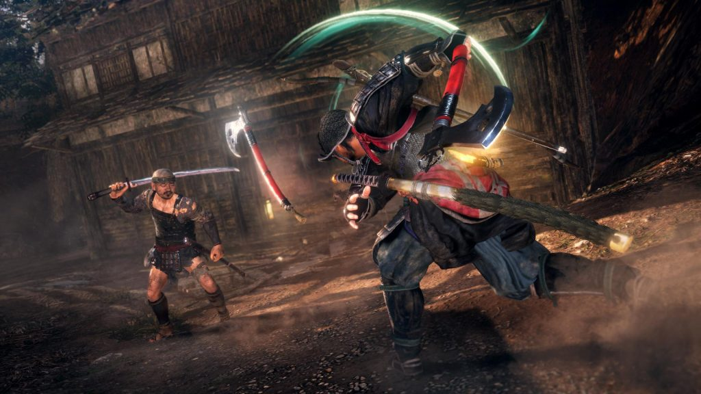 NioH 2 Gameplay Screenshot