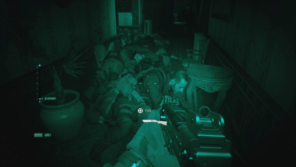 Call of Duty Modern Warfare Review Screenshot PS4 Pro