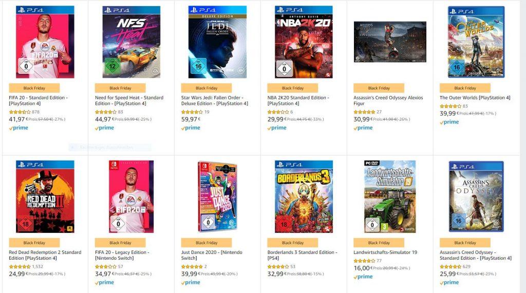 Amazon Spiele Angebote