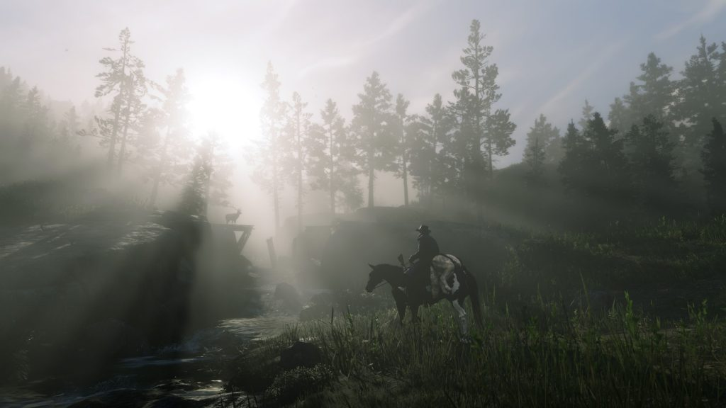 Red Dead Redemption 2 PC 4K Screenshot