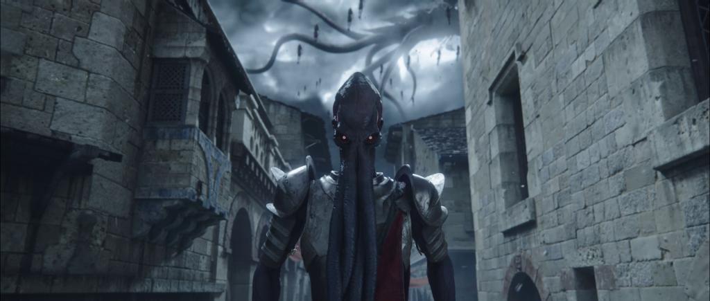 Mindflayer Baldur's Gate 3