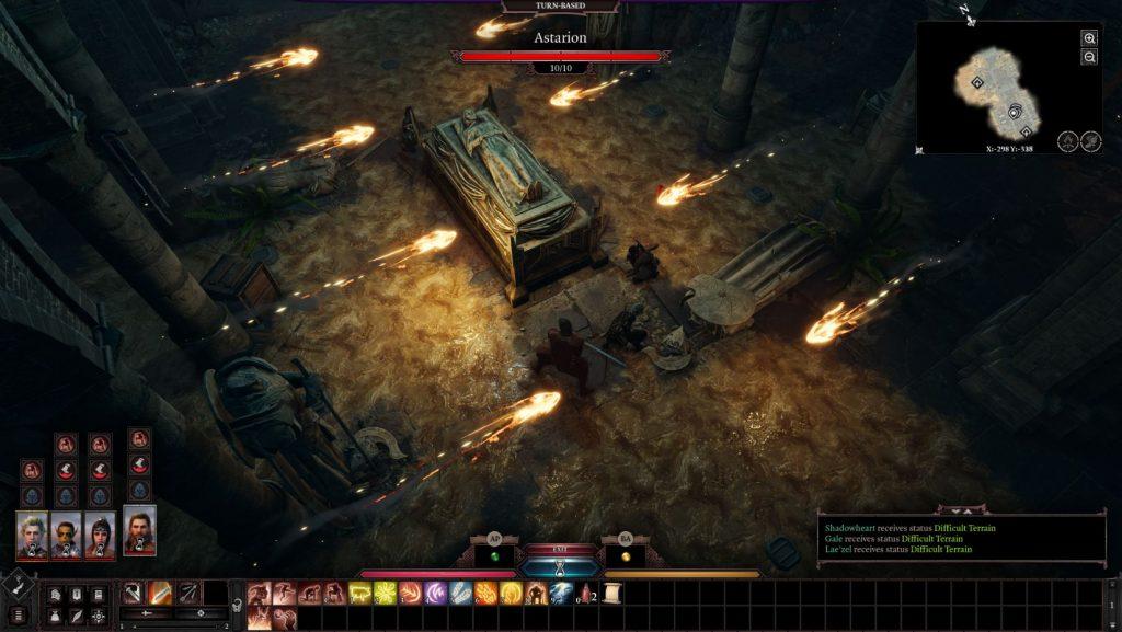 Baldur's Gate 3 Dungeon