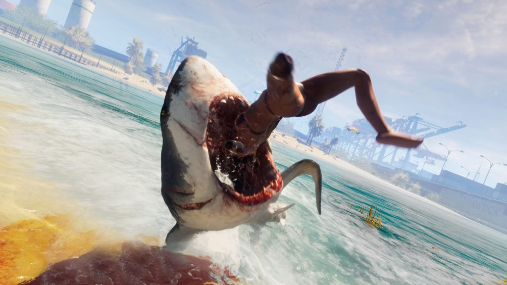 Maneater Screenshot Hai RPG Vorschau