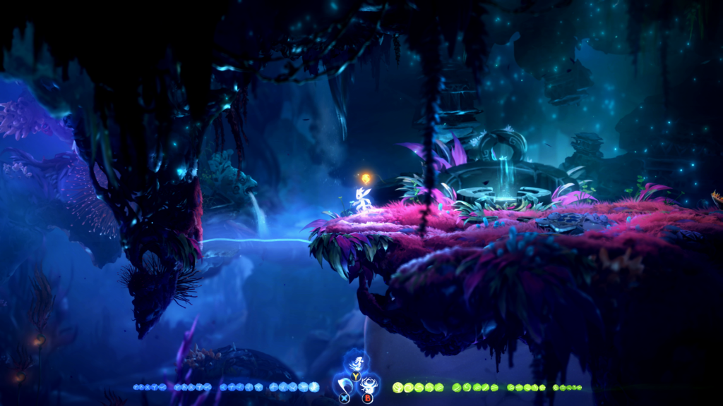 Ori and the Will of the Wisps Review Screenshot
