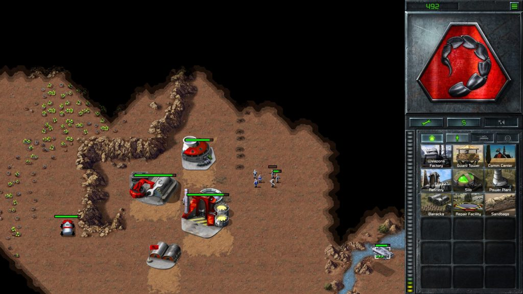 Command and Conquer HD Screenshot