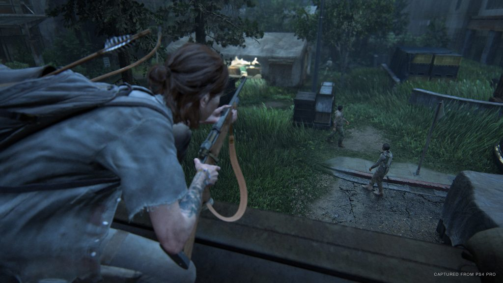 Last of Us Part 2 Screenshot Preview