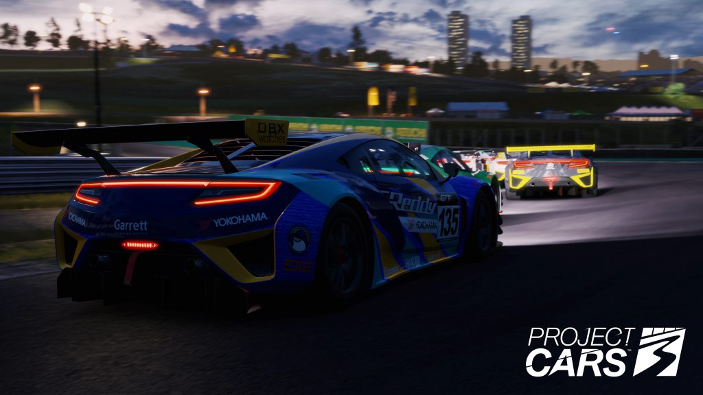 Project Cars 3 Gameplay Screenshot Nacht