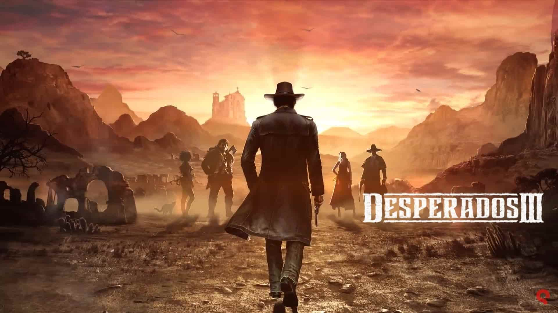 Review Desperados Iii Das High Noon Fur Echtzeit Strategen We Love Cereals And Video Games