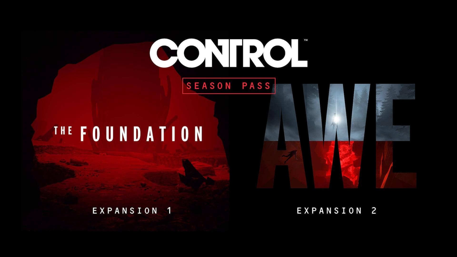 AWE' - das zweite DLC für Control steht ...