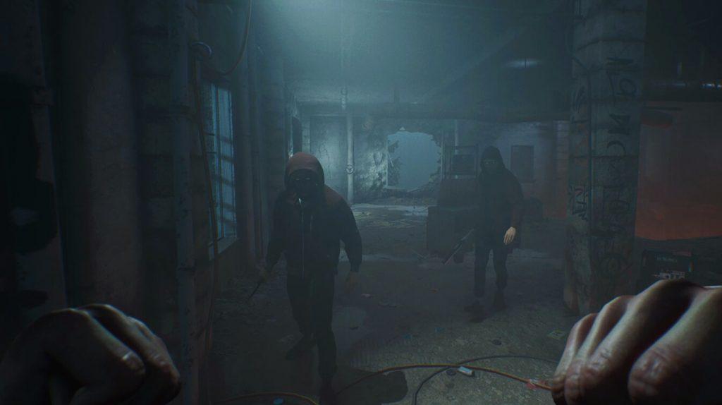 Vampire: The Masquerade - Bloodlines 2 Screenshot Gameplay