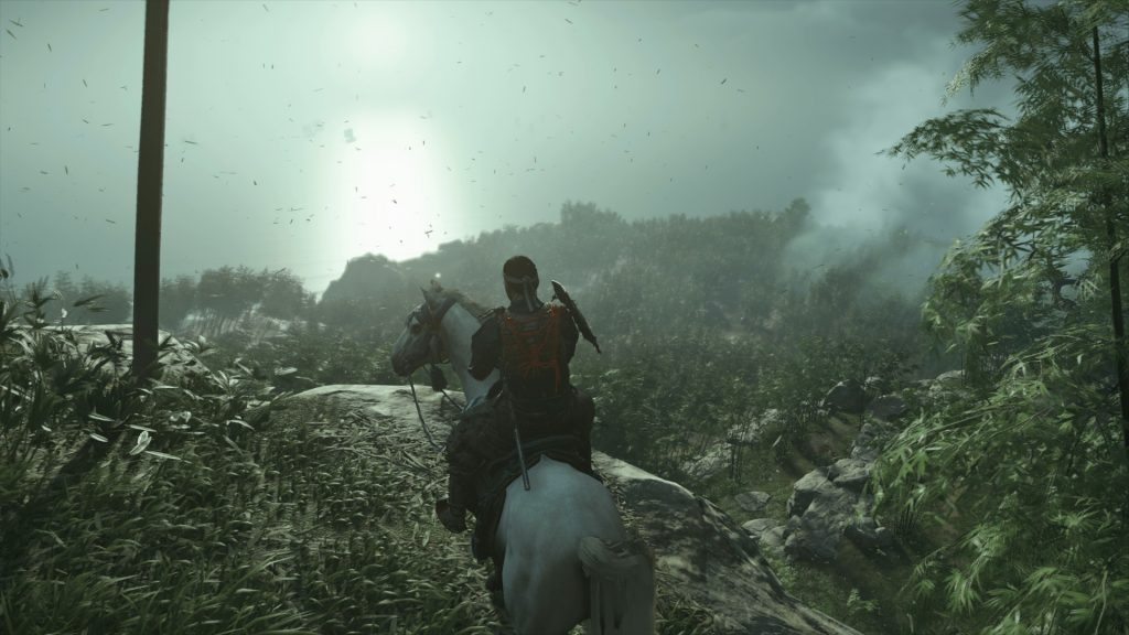 Ghost of Tsushima View Screenshot Review Testbericht