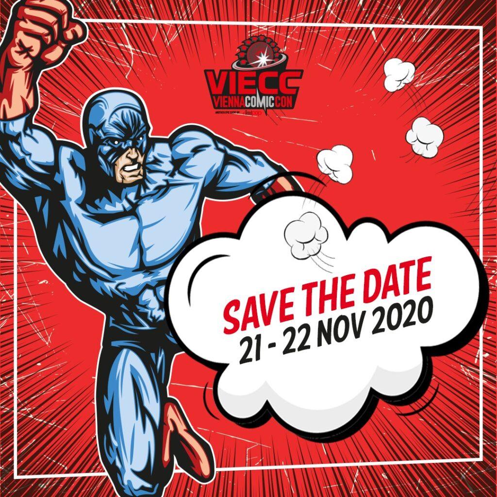 Vienna Comic Con Veranstaltung Cover