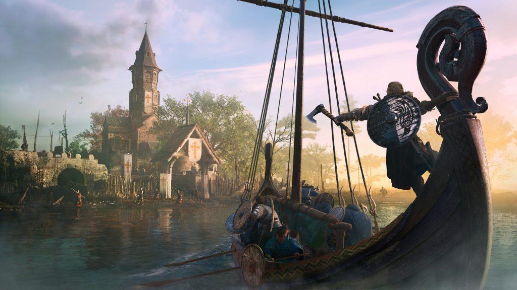 Assassin's Creed Valhalla Raid Screenshot Vorschau