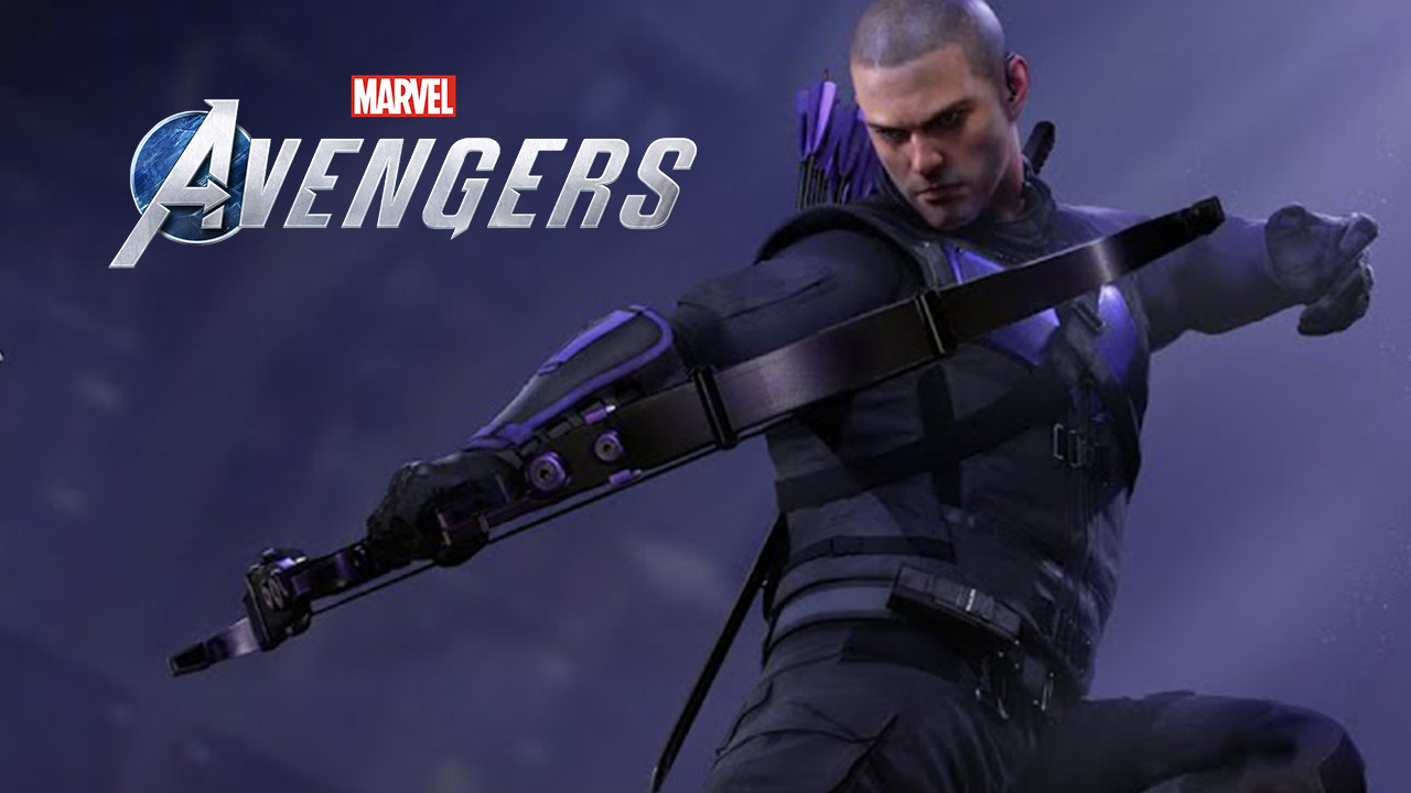 Marvels Avengers PC PS4 Xbox One