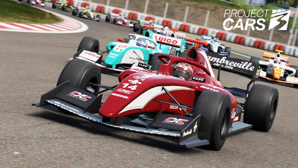 Project Cars 3 Formula Screenshot Vorschau