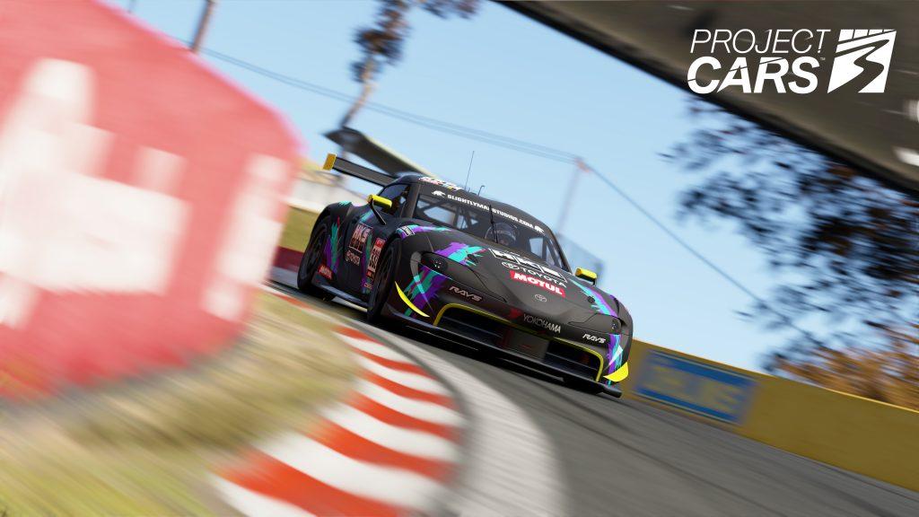 Project Cars 3 Vorschau Supra Screenshot