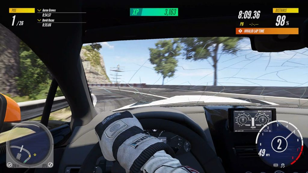 Project Cars 3 Schadensmodell