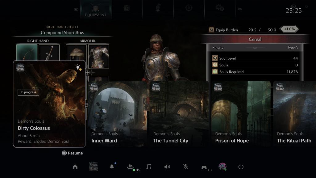 Demon's Souls PS5 Features