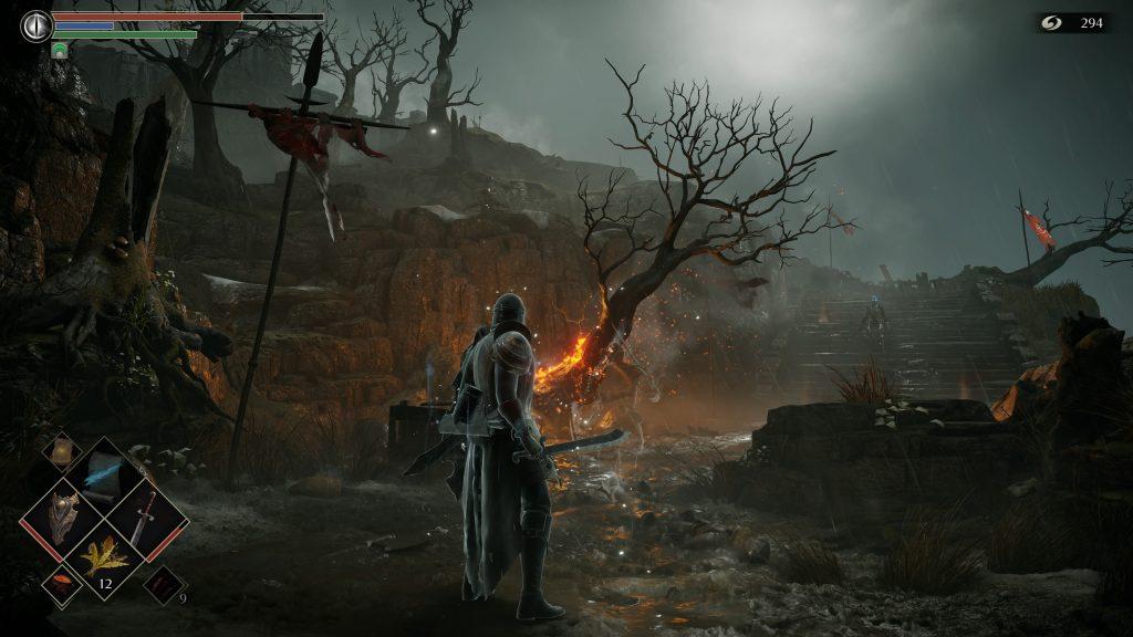 Demon's Souls 4K Cinematic Mode Screenshot