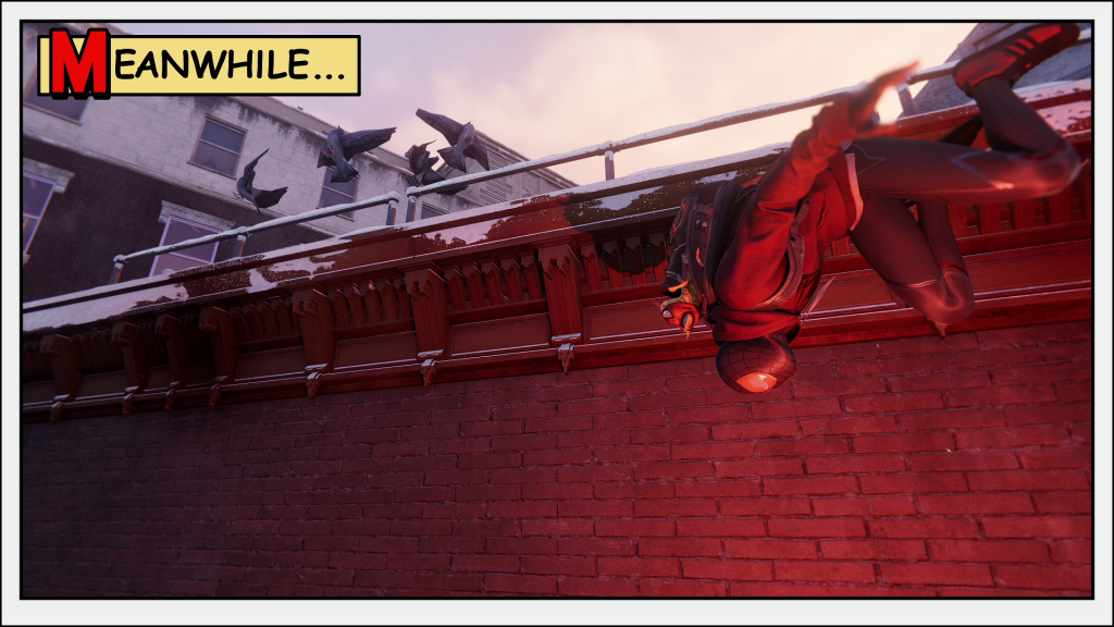Cerealkillerz Photo Mode Miles Morales Screenshot