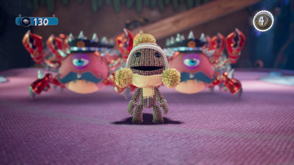 Sackboy Kostüm Screenshot Review