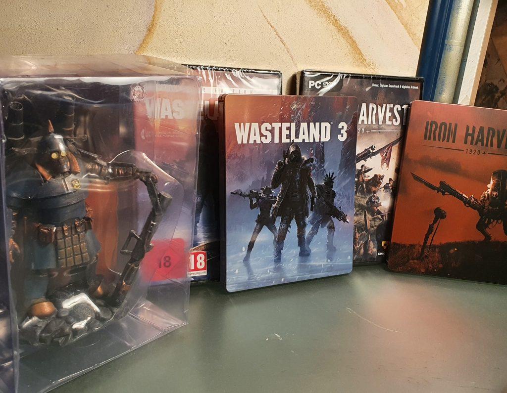 Iron Harvest Wasteland 3 Gewinnspiel
