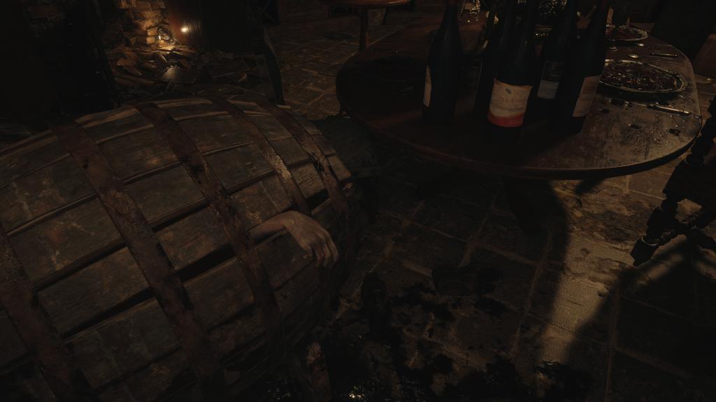 Resident Evil Maiden Demo Maiden's Blood