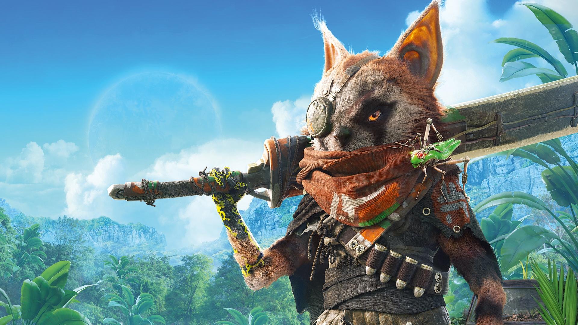 Biomutant – Postapokalyptisches Kung-Fu-Action-RPG hat einen Release-Termin