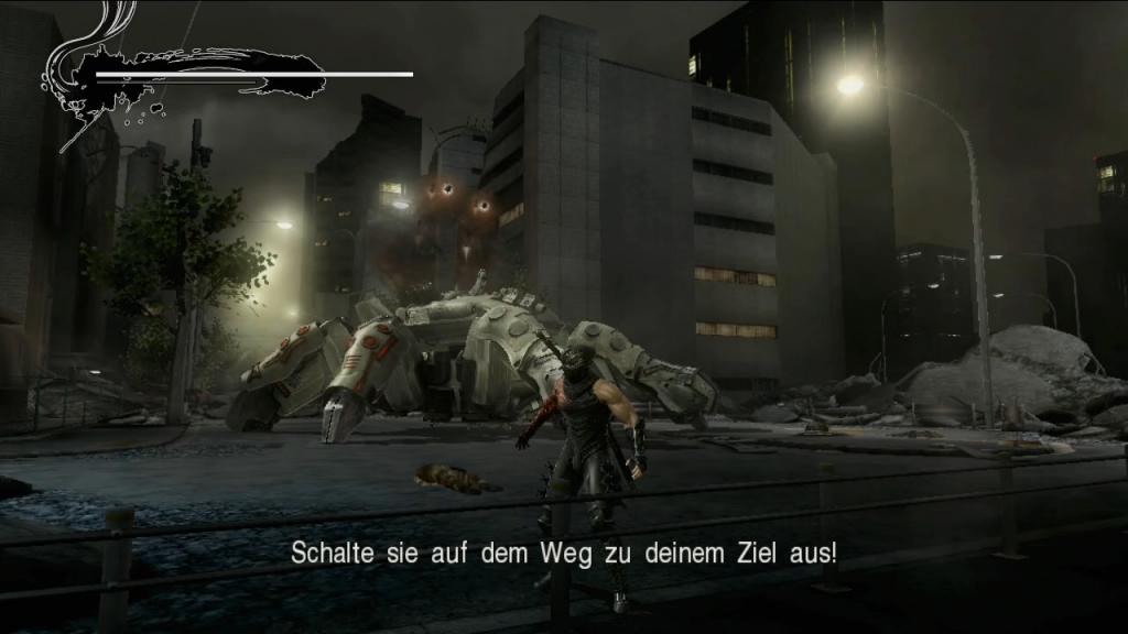 PS3 Screenshot Ninja Gaiden 3